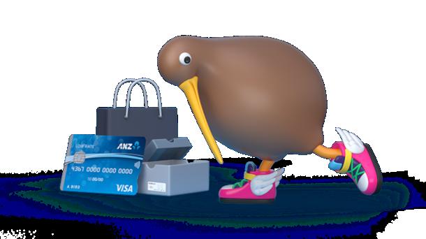 ANZ Visa Low Rate card