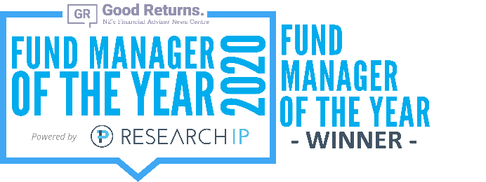 Good Returns Fund Manager of the Year 2020 logo